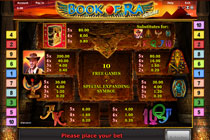 Book of Ra Screenshot2
